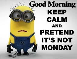 Good Morning Monday Photos In Funny Good Morning Keep Calm And Pretend Its Not Monday Monday Good 1