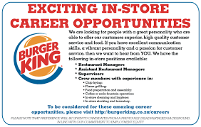 Burger King Team Member Resume Burger_King_Jobs