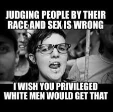 Image result for liberals hypocrisy on race