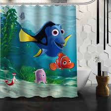 Sears Bedroom Curtains Sears Finding Nemo Shower Curtain