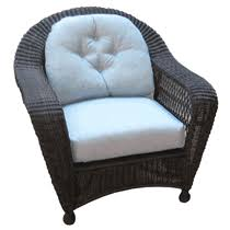 North Cape Wicker Replacement Cushions