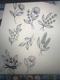 Magic Mallo тату эскизы тату цветы и эскиз
