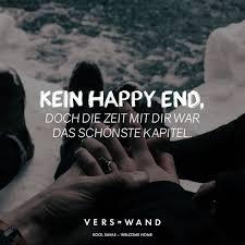 Kein Happy End Doch Die Zeit Mit Dir War Das Schönste Kapitel