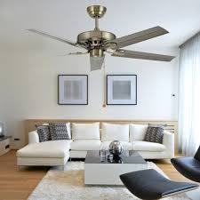 48 inch iron leaf ceiling fan light modern minimalist