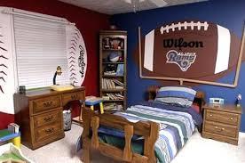 Boy Room Decorating Ideas Football Themed Bedrooms Football Bedroom  Decorating Ideas Plus Football Bedroom Decor Plus