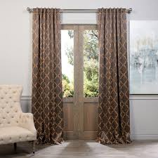 com half ds boch kc25 84 blackout curtain 50 x 108 seville taupe gold home kitchen