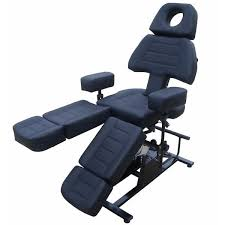 massage table and chair. Hydraulic Client Tattoo Bed Chair Massage Table Ink Salon Equipment And