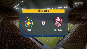 Head to head statistics and prediction, goals, past matches, actual form for liga i. Fifa 20 Aftrap Veldheer Fcsb Cfr Cluj Youtube