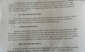 Employment Agreement Contract Inspiration Exclusive Amazon Makes Even Temporary Warehouse Workers Sign 44