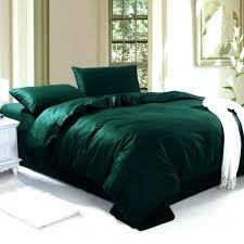 dark green duvet cover green duvet cover king dark green comforter photo 5 of 8 urban