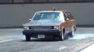twin turbo malibu wagon - YouTube