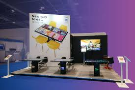Ges Stand Design Exhibition Booths Exhibit Booth Design Ges