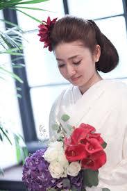 結婚式和婚美しい白無垢洋髪スタイルまとめ 随時更新 Naver