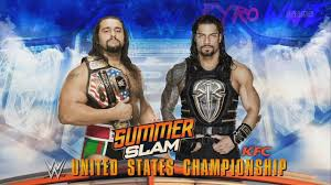 wwe summerslam 2016 full match card hd