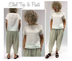Style Arc Patterns Gorgeous Ethel Designer Pant Style Arc