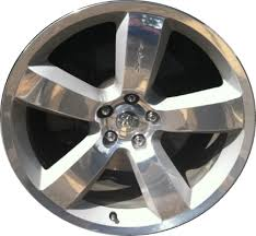 Dodge Charger Wheel Bolt Pattern