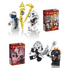 Đồ chơi lắp ráp Lego lele ninjago và rắn xương ninja phần mới nhất 31176  trọn bộ 8 hộp. giảm chỉ còn 120,000 đ