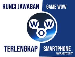 Your browser does not capable to play this content. Kumpulan Kunci Jawaban Game Wow Bhs Indonesia Puzzle Harian Hostze Blogger Tips Dan Trik
