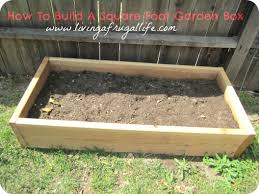 Small Picture Fancy Design Ideas How To Build A Box Garden Manificent Decoration