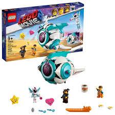 THE <b>LEGO MOVIE</b> 2 Sweet Mayhem's Systar Starship! <b>70830</b> ...