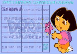 Countdown Charts Umples Designs