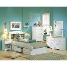 South Shore Bedroom Furniture South Shore Shaker Twin Kids Storage Bed 3263080 The Home Depot