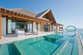 Ocean Bedroom Family Resorts Maldives Ocean Pavilion With Pool By Niyama