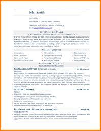 Sample Resume Format Word Download Bongdaao Com
