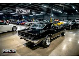 large picture of 67 firebird located in tennessee 26 500 00 offered by rockstar motorcars