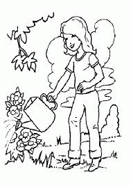 Small Picture Awesome Coloring Pages Trees Plants And Flowers Photos Printable