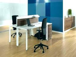 two desk office. Two Person Desk Home Office For 2 People Desks