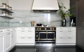 La Cornue Kitchen Designs Awesome A Masculine Taste In Kitchens