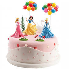 Disney Cinderella Princess Cake Topper Decoration The Cake