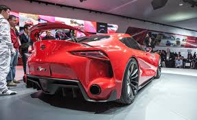 2018 toyota ft 1. unique 2018 the outside look of 2018 toyota ft1 is close to supra which actually  redesigned for these purposes itu0027s softened and adapted the market  intended toyota ft 1