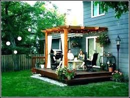 pergola ideas for patio backyard patio pergola ideas designs design with regard to back p brick