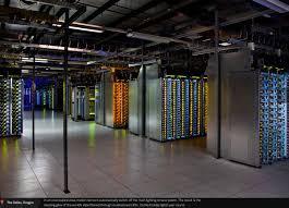 Data Center Lighting Design Google Data Center Design Server Room Server Rack