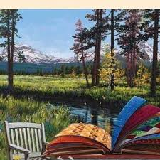 Sisters Outdoor Quilt Show - always the 2nd Sat. in July, Sisters ... & Image may contain: people sitting, outdoor and nature Adamdwight.com