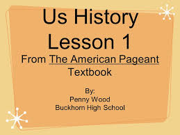 From The American Pageant Textbook - ppt video online download