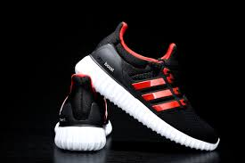 adidas shoes 2016 red. 2016 adidas yeezy ultra boots men casual shoes black red o