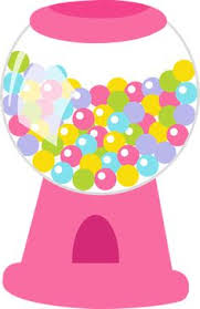 pink candy clipart. Fine Candy CANDY MACHINE  Intended Pink Candy Clipart C