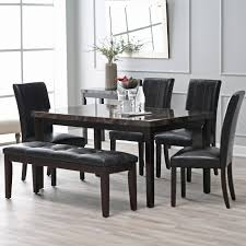 Top 34 Dandy Dining Room Furniture Sets Black Table Breakfast And