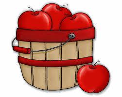 apple basket clipart. apple basket clipart #21645 l