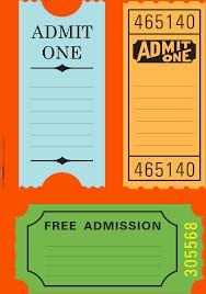 Mo Unique Invitation Of Movie Ticket Invitation Template Free ...