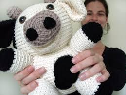 Crochet Cow Pattern Unique Decorating Ideas