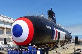 Il sottomarino nucleare Suffren, futuro braccio armato della Marina  francese, inizia le sue prove in mare - Meta-Defense.fr