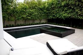 cute overwhelming design jacuzzi designs square pool and spa for luxury backyard design ideas with square