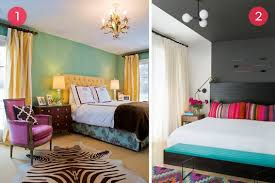 Colorful Master Bedrooms Photo   1