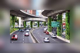 mexico city s garden lined highway is thriving but not without criticism