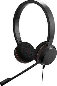 Купить Гарнитура <b>JABRA Evolve</b> 20 MS Stereo, черный в ...