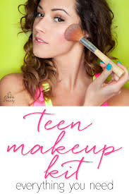 everything a needs when they first start using makeup great picks for their skin